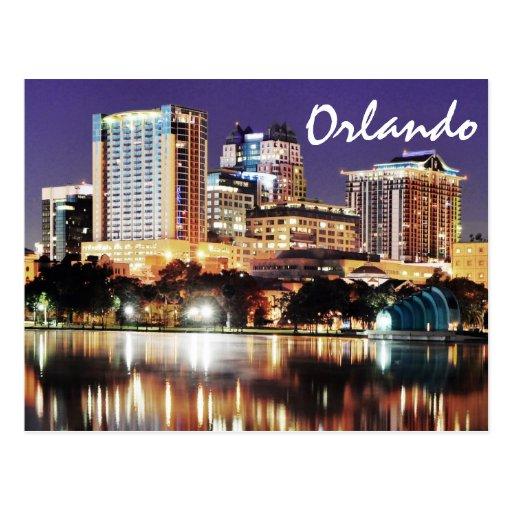 Orlando, la Florida, los E.E.U.U. Postales