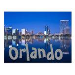 Orlando, la Florida, los E.E.U.U. Tarjeta Postal