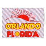 Orlando, la Florida Tarjeton