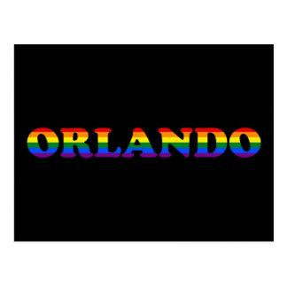 Orlando LGBT Postcard
