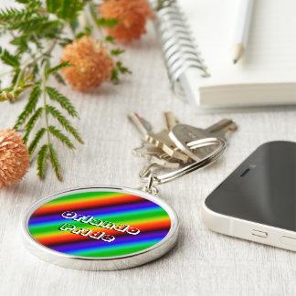 Orlando Pride Keychain