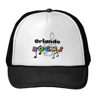 Orlando Rocks Hats