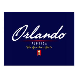 Orlando Script Postcards