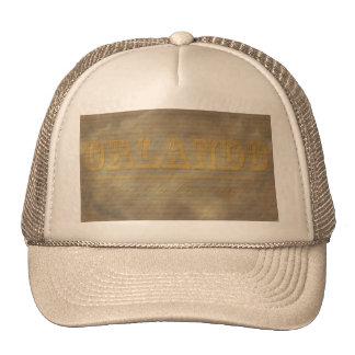 Orlando: The City Beautiful Mesh Hat
