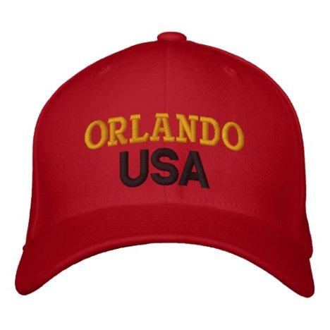 Orlando USA Cap
