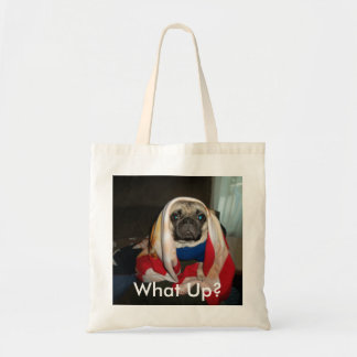 "Orlando ""What Up"" Tote Bag"