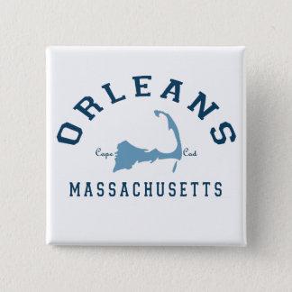 Orleans Cape Cod. Pinback Button