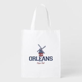 Orleans Cape Cod. Reusable Grocery Bag