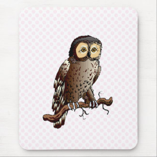 Orley Owl Mouse Pad