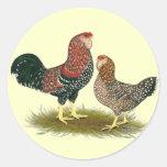 Orloff:  Spangled Pair Sticker