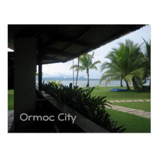 Ormoc City Postcard