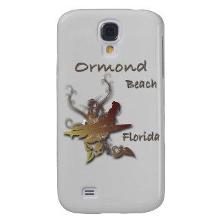 Ormond Beach Florida Surfer design Samsung Galaxy S4 Cover