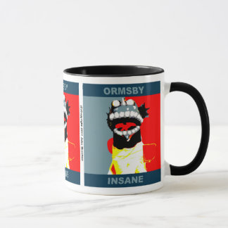 Ormsby Campaign Style Mug