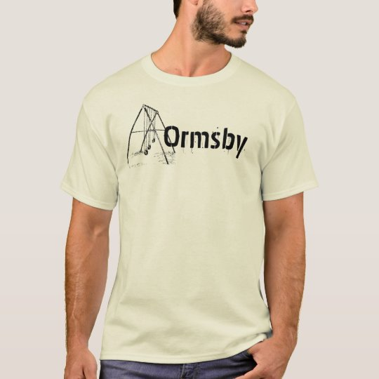 Ormsby: Playgrounds After Dark T-Shirt
