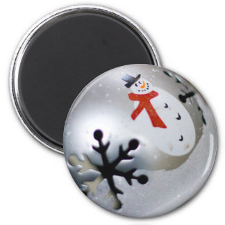 ornament 2 inch round magnet