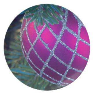Ornament 4 plate