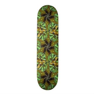 Ornament Abstract Artwork Skateboard Deck