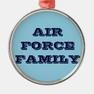 Ornament Air Force Family