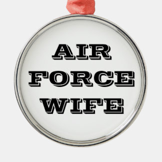 Ornament Air Force Wife