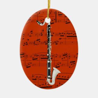 Ornament - Alto Clarinet - Pick your color