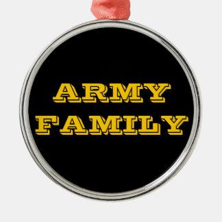 Ornament Army Family