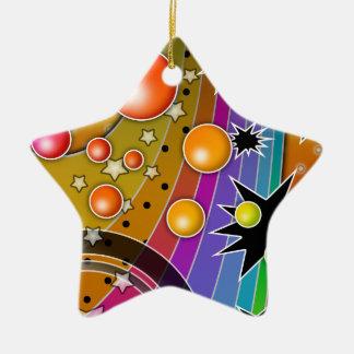 Ornament - Big Bang Black Hole Pop Art