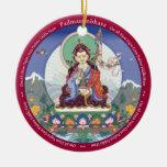 ORNAMENT CERAMIC - Padmasambhava + Close Up