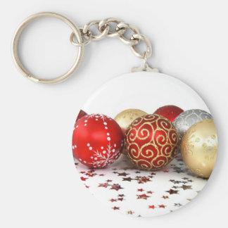 Ornament Display on Stars Key Chain