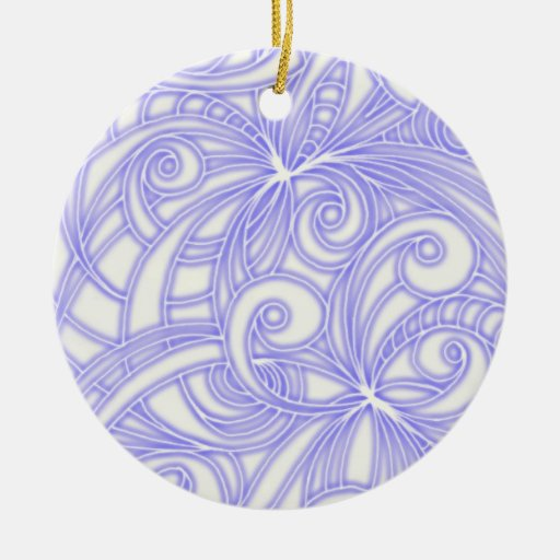 Ornament Floral abstract background
