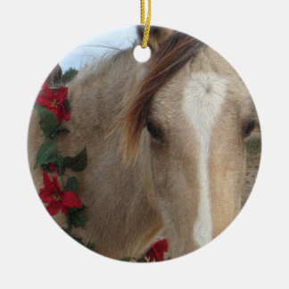 Ornament - Holiday Horse