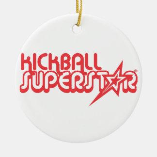 Ornament - Kickball Superstar
