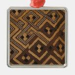 Ornament- Kuba Cloth #1