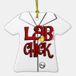 ORNAMENT - LAB CHICK - LABORATORY