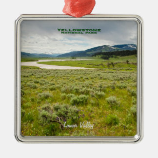 Ornament: Lamar Valley (Premium Square)
