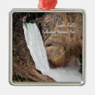 Ornament: Lower Falls (Square)