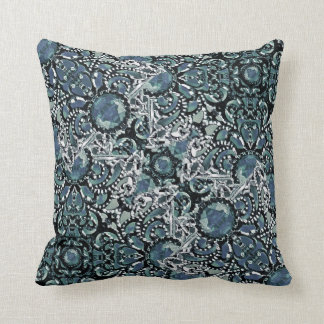 Ornament Luxury Pattern Throw Pillow