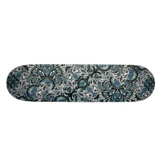 Ornament Luxury Pattern Skateboard Deck