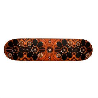 Ornament Machine Skateboard