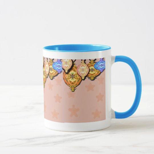 ornament, mug