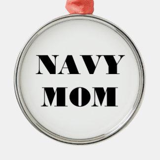 Ornament Navy Mom