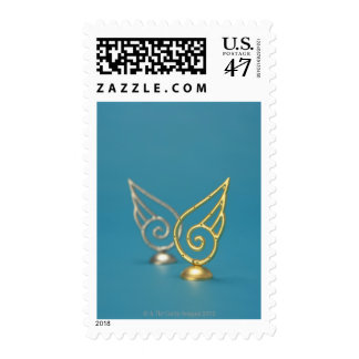 Ornament of Angel's Wing Stamp