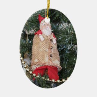 Ornament - Old fashioned Santa