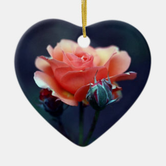 Ornament ~ Pink Rose ~