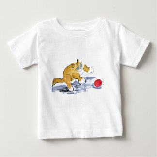 Ornament Pounce by Kitten Baby T-Shirt