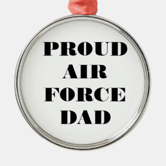Ornament Proud Air Force Dad