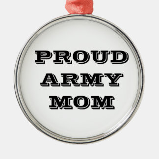 Ornament Proud Army Mom