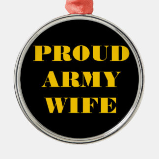 Ornament Proud Army Wife