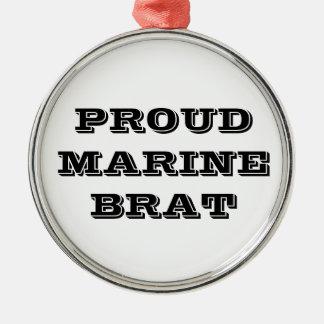 Ornament Proud Marine Brat
