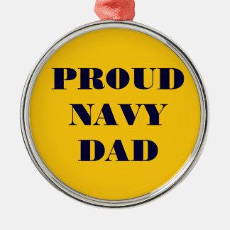 Ornament Proud Navy Dad