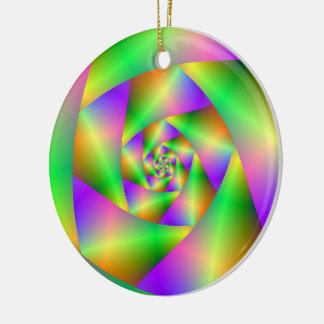 Ornament  Psychedelic Spiral